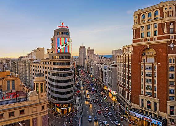 Cómo enamorarme de Madrid