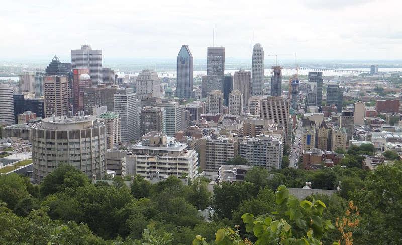 36 horas en Montréal, Canadá