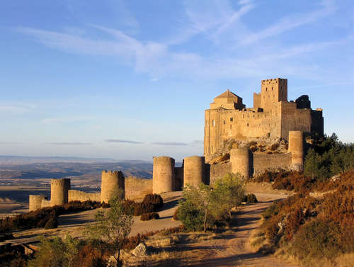 La fortaleza románica de Loarre