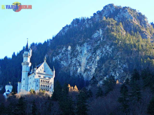 Castillo de Neuschwanstein, la obra de un Rey Loco
