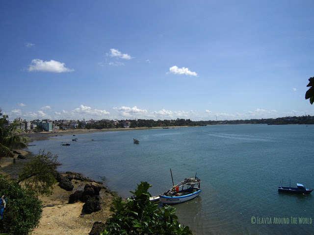 Mombasa mezcla árabe, colonial y suajili