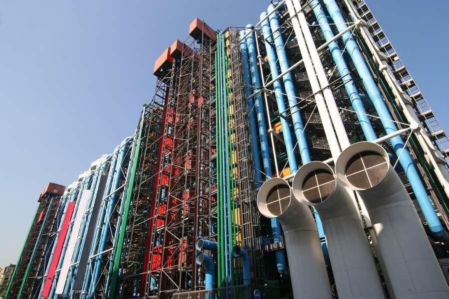 Centro Pompidou : Museo de Arte Moderno