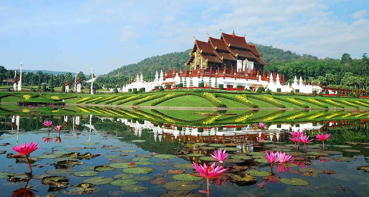 Hoteles baratos en Chiang Mai, Tailandia