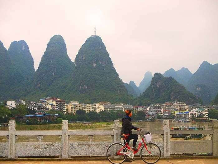 2 días en Yangshuo: ¡las montañas de Son Goku están en China!