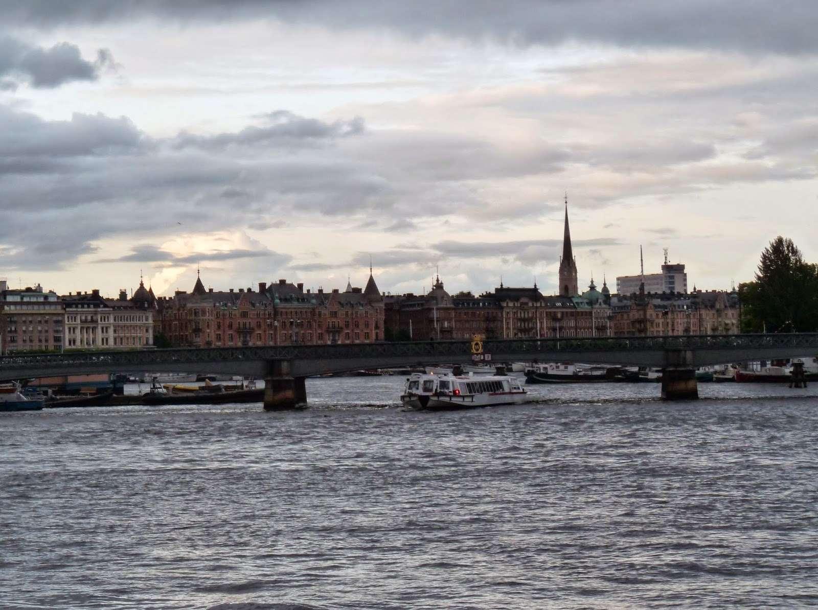 Estocolmo, final de trayecto...