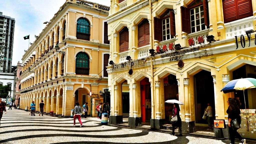 Macao, un pasado portugués muy presente