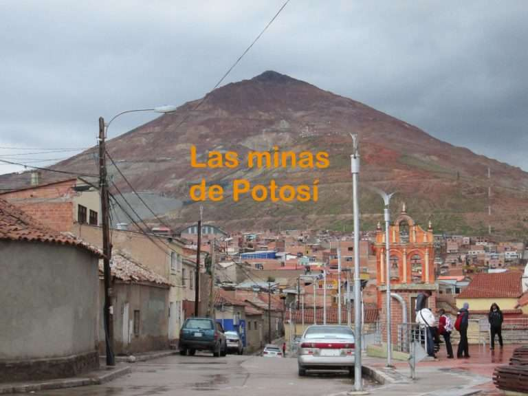 Las minas de Potosí