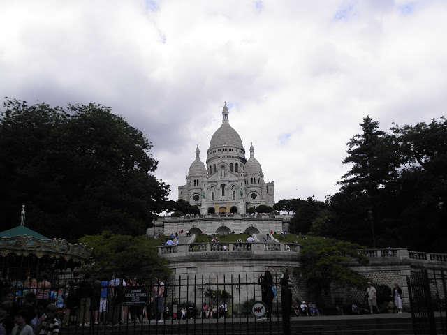 El Sagrado Corazón de Montmartre