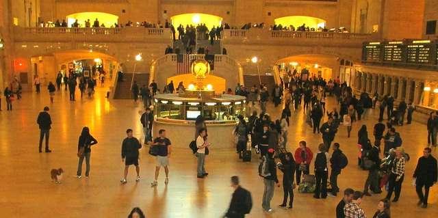 Magia en la Grand Central Terminal