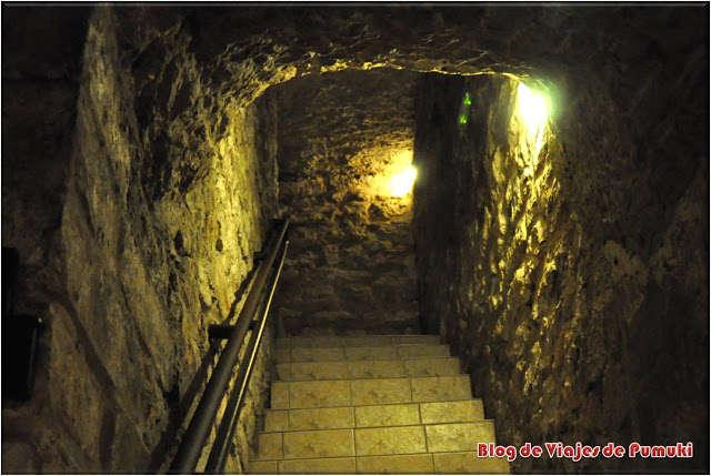 El Laberinto del Castillo de Buda