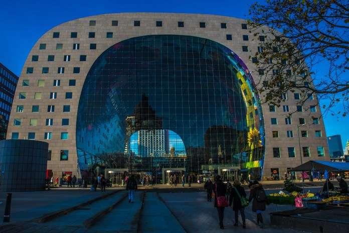 Rotterdam: capital de la Arquitectura