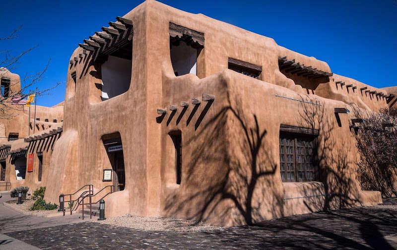 Santa Fe, el abuelo de los EE.UU. y capital de Nuevo México