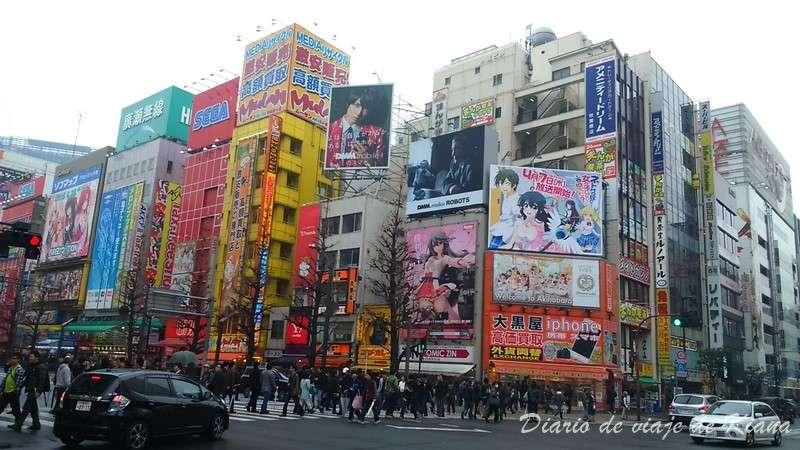 Viaje a Japón. Día 3. Tokyo: Senso-ji, Nakamise street, Donburi, Kappoburi, Akihabara y Myojin