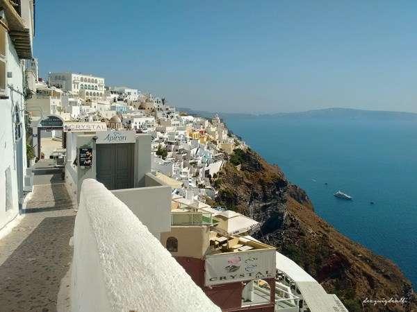 Viaje a Grecia II: Santorini