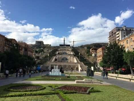 Visitar la capital de Armenia en 2 días