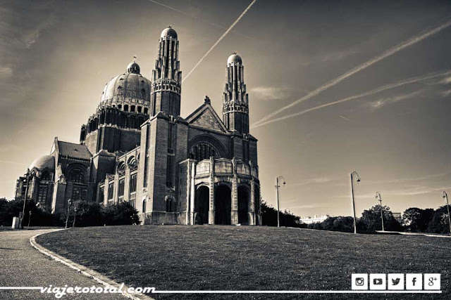 Basílica de Koekelberg, las mejores vistas de Bruselas