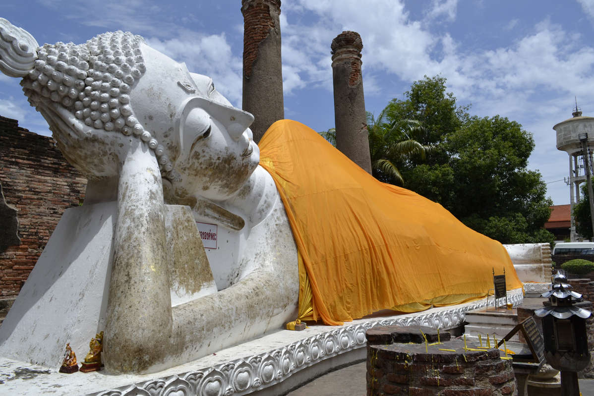 ¿Cuál es la mejor ruta para visitar todo Tailandia?