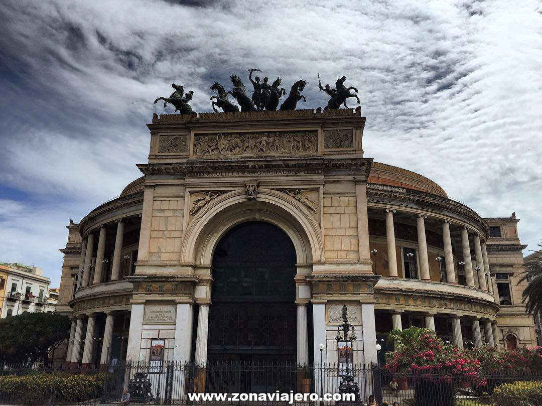 Qué ver en Palermo en una escala de crucero