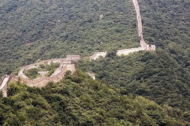 Día 3: Beijing: Gran Muralla China, y Villa Olímpica