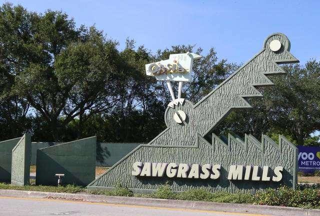 3º Día en Miami - Compras en el Sawgrass Mills