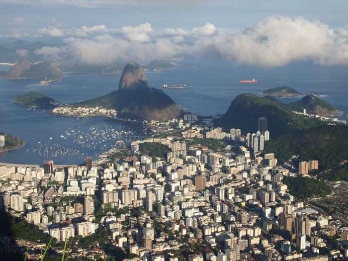 UNA SEMANA EN RIO DE JANEIRO