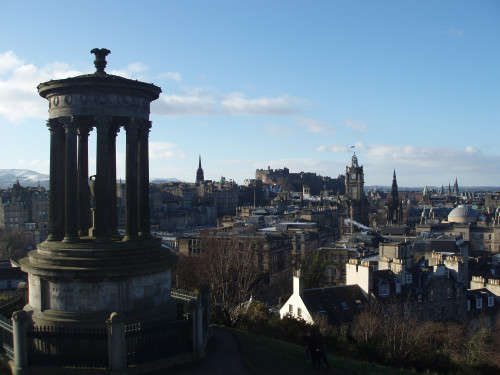 Edimburgo en un Fin de Semana