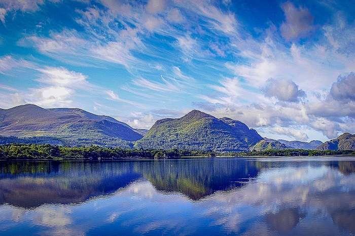Parque Nacional de Killarney, el primero de Irlanda