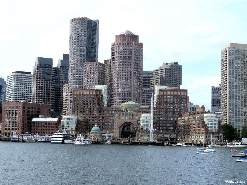 Nueva Inglaterra: Boston