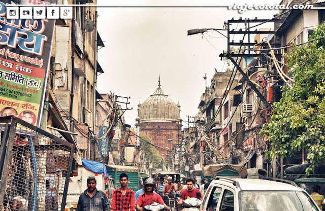 Diario de viaje a la India: Día 2, Delhi