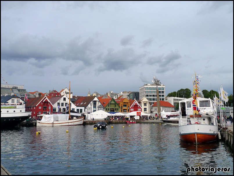 Stavanger, el comienzo de un viaje por la Noruega de los fiordos