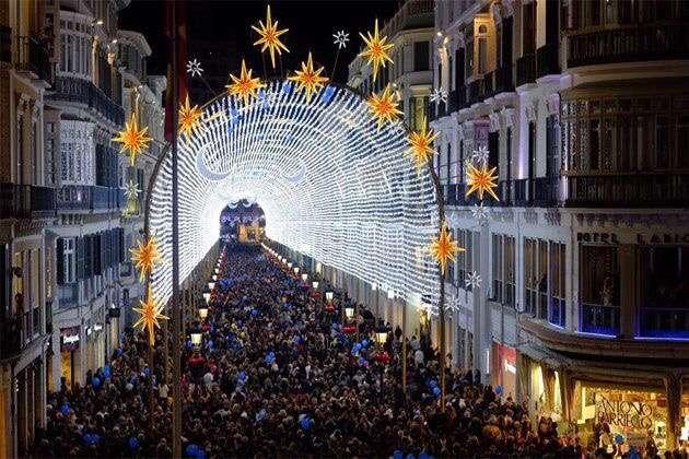 Los mejores mercados navideños de Andalucía