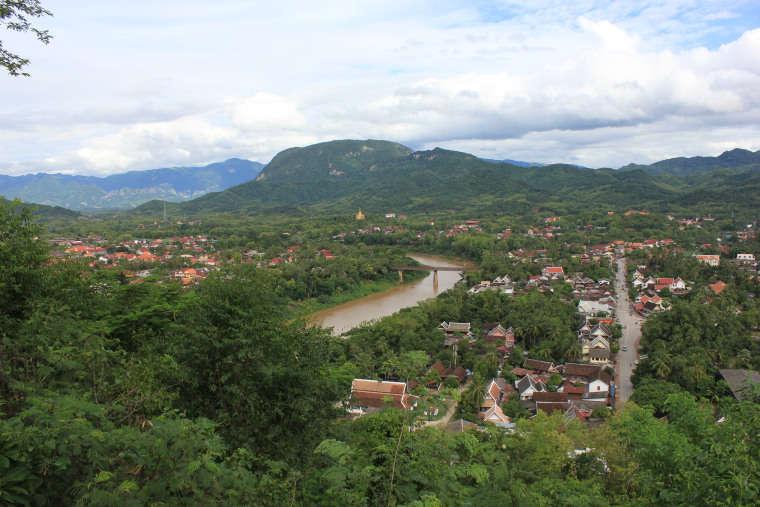 La tranquilidad en Laos