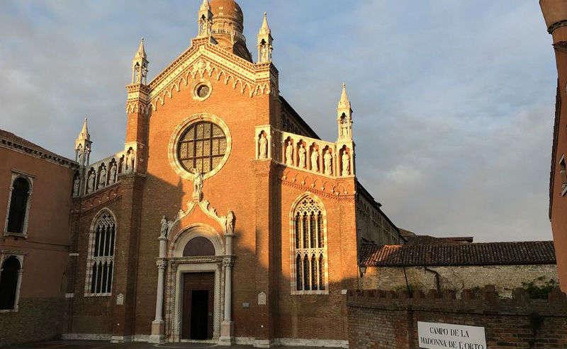 Iglesias de Venecia que hay que visitar