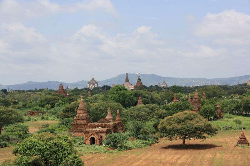 Bagan, la joya de Myanmar