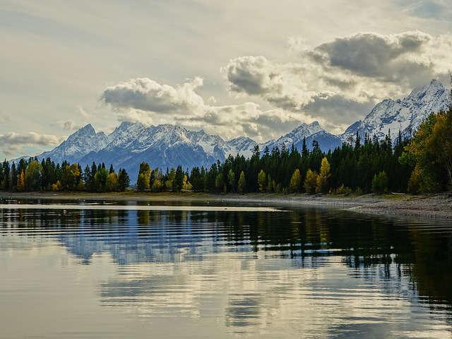 De Yellowstone a Glacier National Park