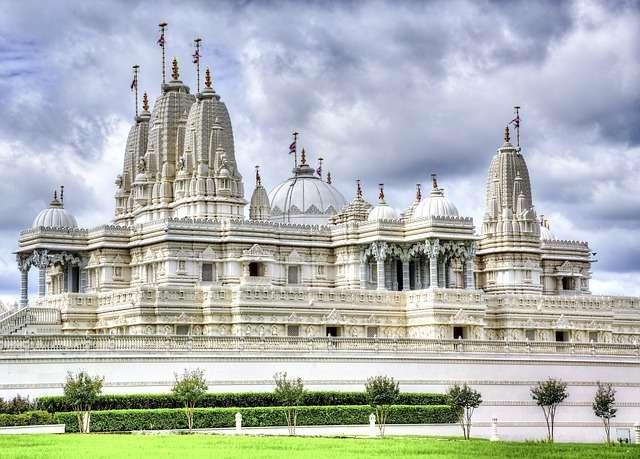 Neasden: uno de los templos hindús más grandes del mundo, en Londres