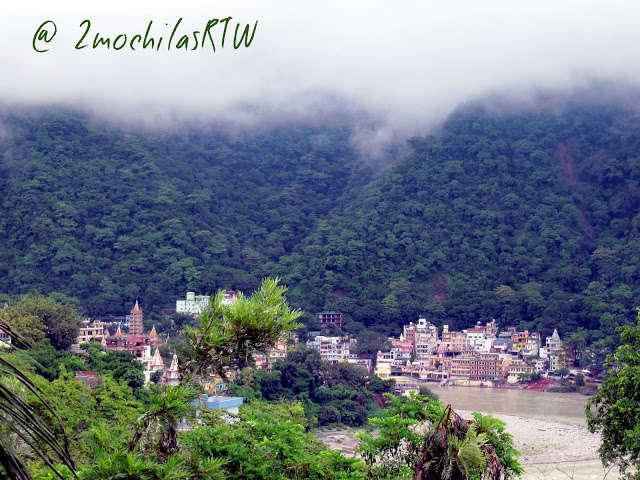 Relato de una visita a Rishikesh