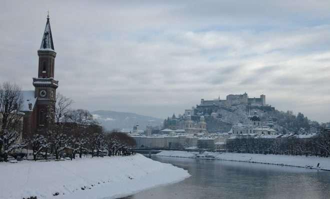 Día 2. La ciudad de Mozart: Salzburgo