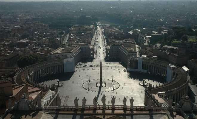 Ciudad del Vaticano – Día 3 Una visita al país más pequeño del mundo