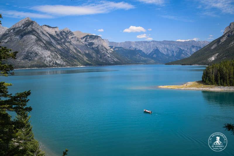 Ruta de 7 días por los parques nacionales de Banff y Jasper