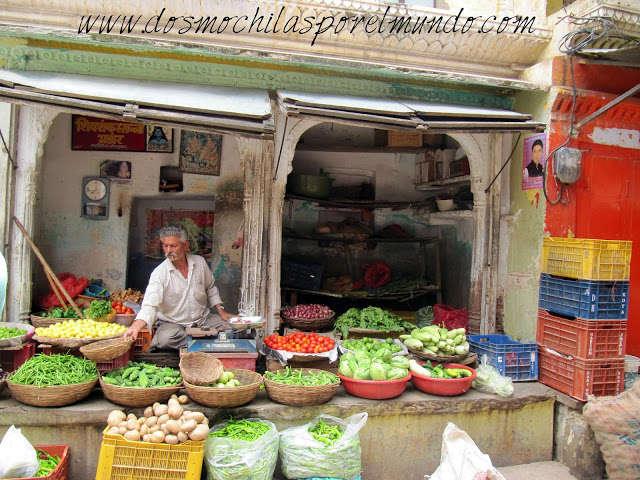 Pushkar, una ciudad sagrada de India
