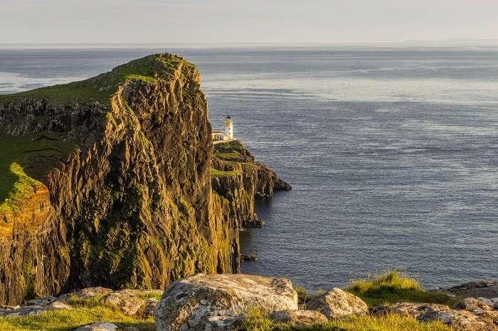 Skye, la isla escocesa entre la niebla