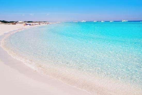 Formentera. El Caribe español