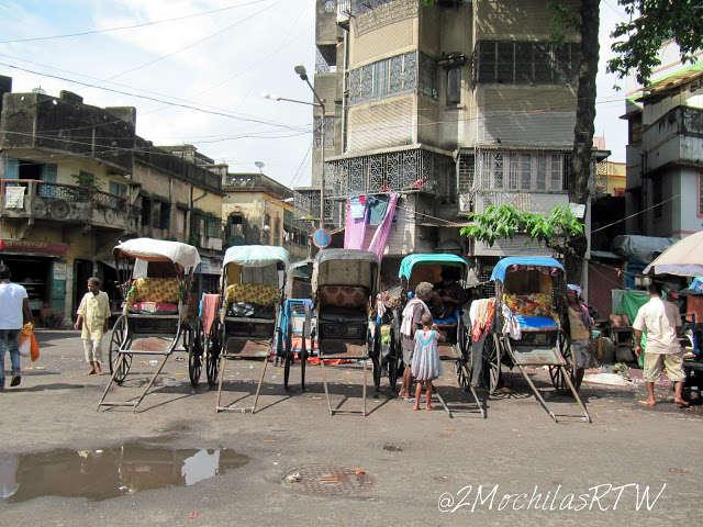 Dos días en Calcuta, la ciudad más occidental de India