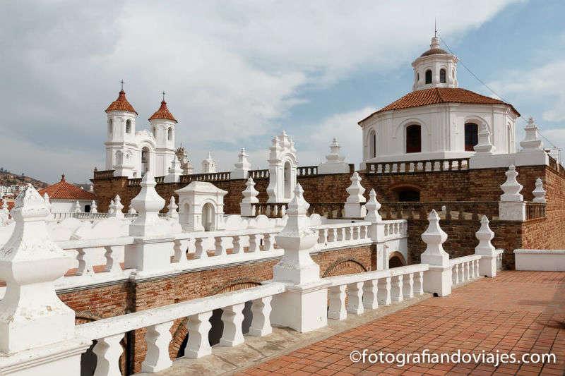 Qué ver en Sucre, la ciudad blanca de Bolivia