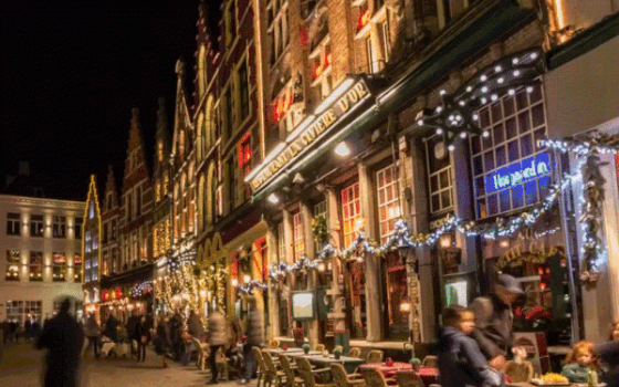 Los mejores mercadillos navideños en Bélgica