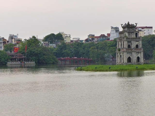 De paso por Hanói