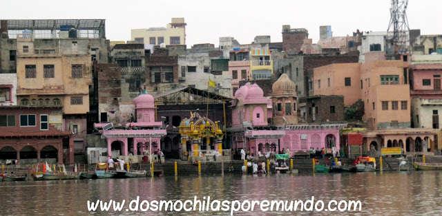Mathura y Vrindavan, las ciudades de krishna
