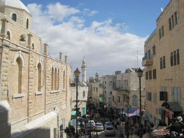 Jerusalén, la convivencia necesaria