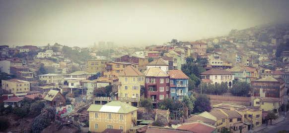 Un fin de semana de Valparaíso